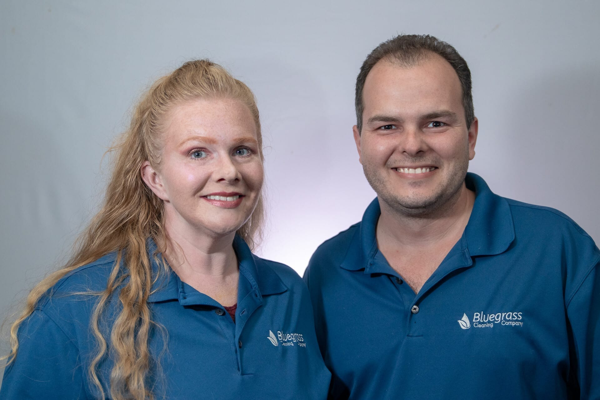 Owners of Bluegrass Cleaning Company