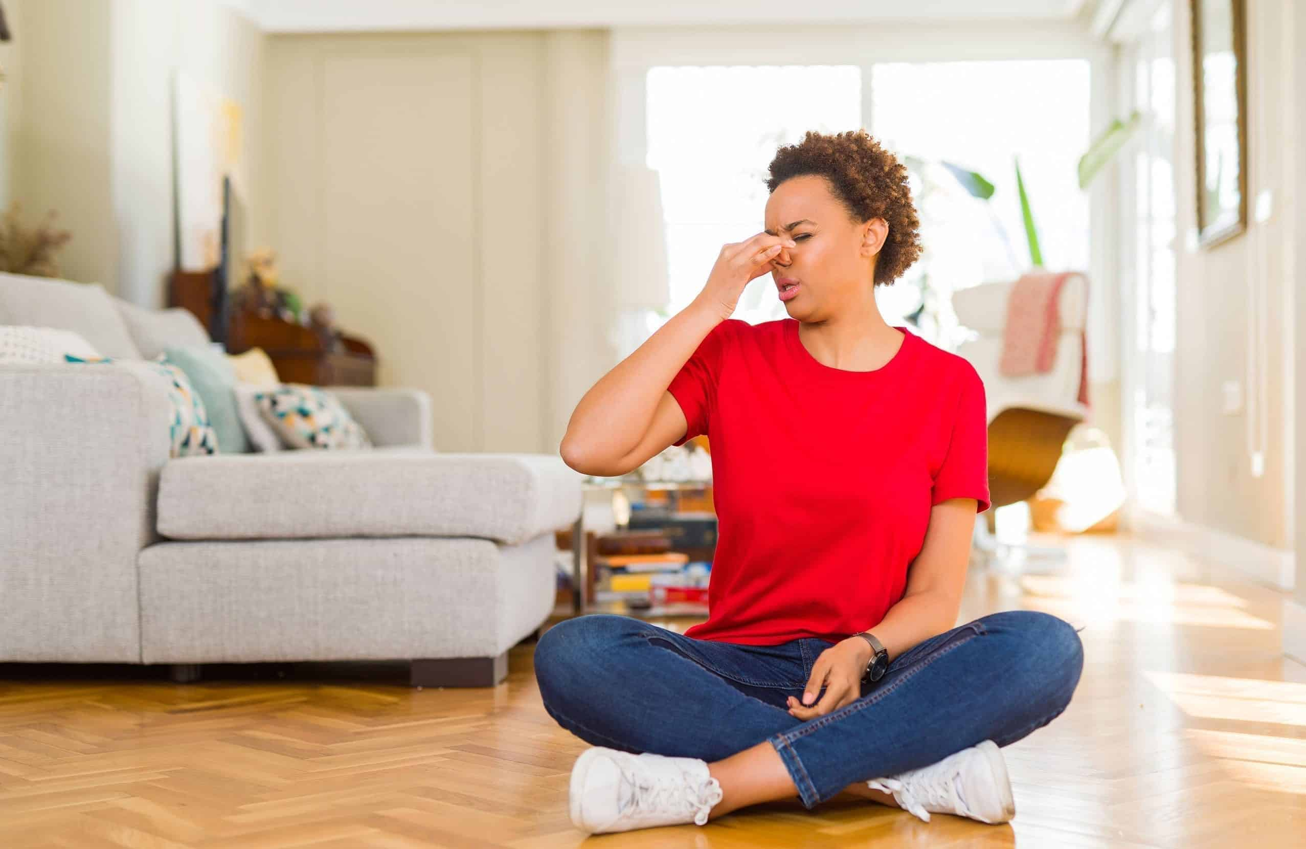What is that smell? Odor Removal Guide